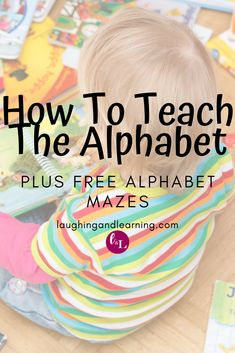 What letter sequence should you use to teach letter names and sounds? Here's how to teach the alphabet and the best letter sequence to use: Printable Activities For Kids, Alphabet Activities, Kindergarten Activities, Educational Activities, Preschool Activities, Teaching The Alphabet, Teaching Kids, Kids Learning, Teaching Resources