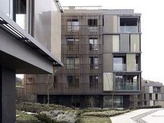 Image 15 of 33 from gallery of Ulus Savoy Residences / Emre Arolat Architects. Courtesy of Emre Arolat Architects + Ertuğrul Morçöl + Selahattin Tüysüz