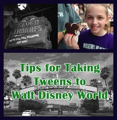 Taking your tween(s) on a trip to Disney World? Avoid some of the challenges with these 5 tips!