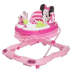 http://www.toysstoresonline.com/category/jumperoo/ #disney minnie mouse #baby girl walker jumper jumperoo walk play toy learning seat from $80.94
