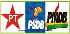 A verdade sobre o PT, o PSDB e o PMDB depois de 30 anos - Leia no Sem medo da verdade - http://www.semmedodaverdade.com.br/amorim-sangue-novo/a-verdade-sobre-o-pt-o-psdb-e-o-pmdb-depois-de-30-anos/