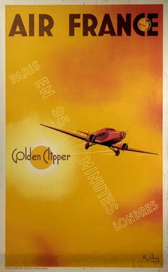 Vintage Plane Posters | VINTAGE AVIATION ART - FRAMED AIRPLANE POSTERS