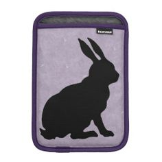 ==>>Big Save on          	Black Rabbit Silhouette Easter Bunny iPad Mini Sleeve           	Black Rabbit Silhouette Easter Bunny iPad Mini Sleeve This site is will advise you where to buyShopping          	Black Rabbit Silhouette Easter Bunny iPad Mini Sleeve Review from Associated Store with t...Cleck link More >>> http://www.zazzle.com/black_rabbit_silhouette_easter_bunny_ipad_sleeve-205960290815318705?rf=238627982471231924&zbar=1&tc=terrest