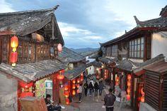 Lijiang Província de Yunnan China