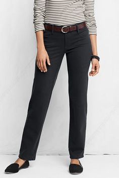 Women's Starfish Knit Jeans from Lands' End