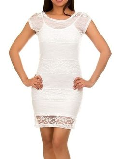 Buy my item on #vinted http://www.vinted.com/womens-clothing/lace-dresses/16239720-new-ivory-lace-romantic-dress-mini-sexy