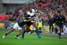 Barbarians and Springboks shares the spoils with a 31-31 draw #Springboks #Rugby #Sports... rugby365.com Barbarian, Rugby, Cricket, Soccer, Running, Sports, People, Draw, Hs Sports