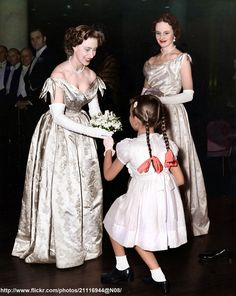 H.R.H.Princess Margaret arrives at concert | by klimbims