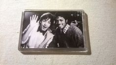 IMAN  ACRILICO DE Michael Jackson  and Pol  MEDIDA 7X5  Fridge Magnets