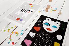 love print studio blog: Swiden...