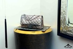 @Chanel 2.55 #HandBag  #Chanel  Featured in our #LockerStyle diaries.
