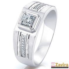 Spesifikasi MaterialPerak 925 Berat per cincin estimasi 5-7 gram tergantung ukuran jari Jumlah cincin : 1 cincin Permata Zircon Premium Pemasangan permat