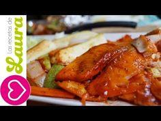 Como hacer filete de pescado - Pescado adobado receta - Comidas Saludables - YouTube