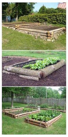 Garden Types, Garden Paths, Unique Gardens, Amazing Gardens, Vegetable Garden Design, Vegetables Garden, Vegetable Gardening, Organic Gardening, Container Gardening