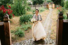 Iulia-Andrei-traditional romanian wedding_land of white deer Romanian Wedding, Deer, Marriage, Traditional, Wedding Dresses, Unique, Valentines Day Weddings, Bridal Dresses, Alon Livne Wedding Dresses
