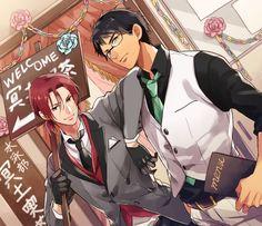 Rin & Sousuke | Free! Eternal Summer #anime