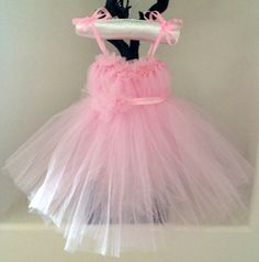 Hey, I found this really awesome Etsy listing at https://www.etsy.com/listing/150957337/baby-pink-tulle-tutu-dress-belt-and