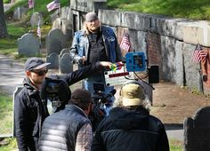 'American Ride' TV show host tells Quincy history wearing denim and leather - News - The Patriot Ledger, Quincy, MA - Quincy, MA