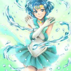 Sailor Mercury...
