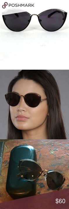 House of Harlow 1960 Steph Sunglasses New excellent condition. With case. No trades. No PayPal. House of Harlow 1960 Accessories Sunglasses