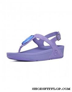 ba6c267632dcf New Fitflop 2015 Purple Women Sandals Fitflop Sandals
