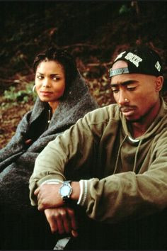 """Jackson and Tupac - """"Poetic Justice"""""""