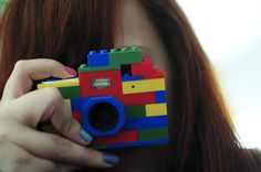 Lego camera that works