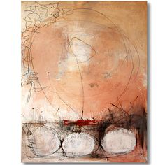 Original Painting   Large Abstract  Mixed Media  Size by readkate, $550.00