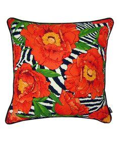 Outdoor Throw Pillow - $14.99