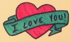 #Heart #Banner #Love #Drawing #Color #ILoveYou