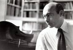'If you want to play the cello, learn to swim….' says Janos Starker