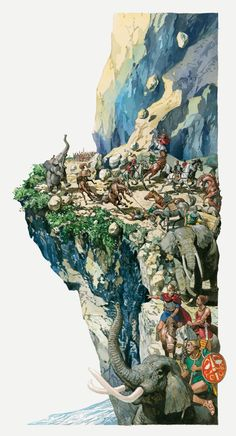 The truth about Hannibal's route across the Alps