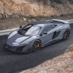 675LT on the prowl...