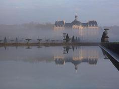 Château de Vaux-le-Vicomte.
