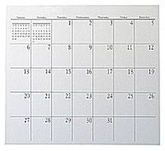 Fun and Free Printable Calendars