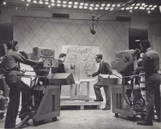 Early Television Studio Gallery