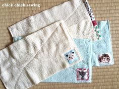 chick chick sewing: Sewing for our home and family ♪身のまわりのものをあれこれ作っています♪