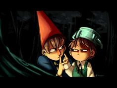 The Highwayman Song Songs Of The Series Over The Garden Wall Carto Music Pinterest