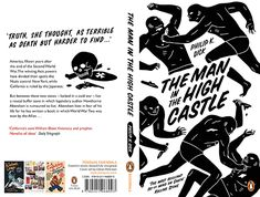 cleon peterson - philip k. dick: the man in the high castle K Dick, Native Son, High Castle, Its Nice That, Alternate History, Find Man, Book Design Layout, Penguin Books, Book Worms