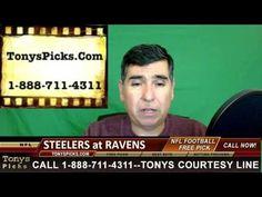 Pittsburgh Steelers vs. Baltimore Ravens Pick Prediction NFL Pro Footbal...