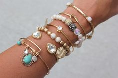 Over 50 Layering Bracelets | Jane