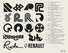 R-19 / World of Logotypes