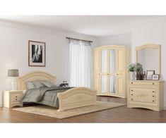 Astoria Grand Nieve Queen Platform Bed with Mattress Colour: Birch Queen Platform Bed, Platform Bed Frame, Upholstered Platform Bed, Stanley Furniture, Beds Online, Adjustable Beds, Headboard And Footboard, Panel Bed, Murphy Bed
