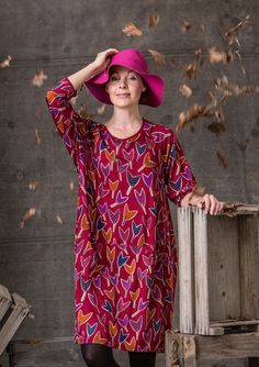 """""""Tulip"""" modal dress – Size XXL – GUDRUN SJÖDÉN – Webshop, mail order and boutiques 