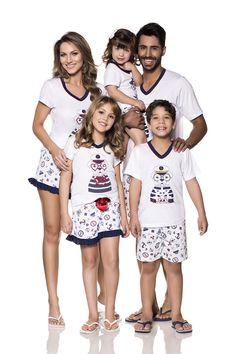 Senilha Pijamas Pyjamas, Pjs, Cute Casual Outfits, Comfortable Fashion, Lounge Wear, Ladies Nightwear, Active Wear, Underwear, Night Wear