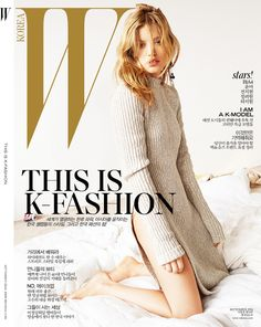 Georgia May W-Korea-SEPT-14-cover