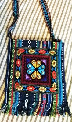 hippie small purse by weloveboho on Etsy