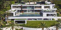 Casa mais cara dos Estados Unidos está à venda por US$ 250 milhões (Foto: Reprodução)