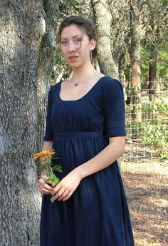 Hey, I found this really awesome Etsy listing at https://www.etsy.com/listing/69372421/regency-dress-jane-austen-gown-custom