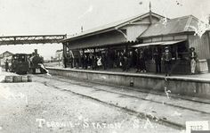 Terowie Railway Station in South Australia in Adelaide South Australia, The Music Man, Interesting Reads, Local History, Train Station, Old Photos, Abandoned, Trains, Copper